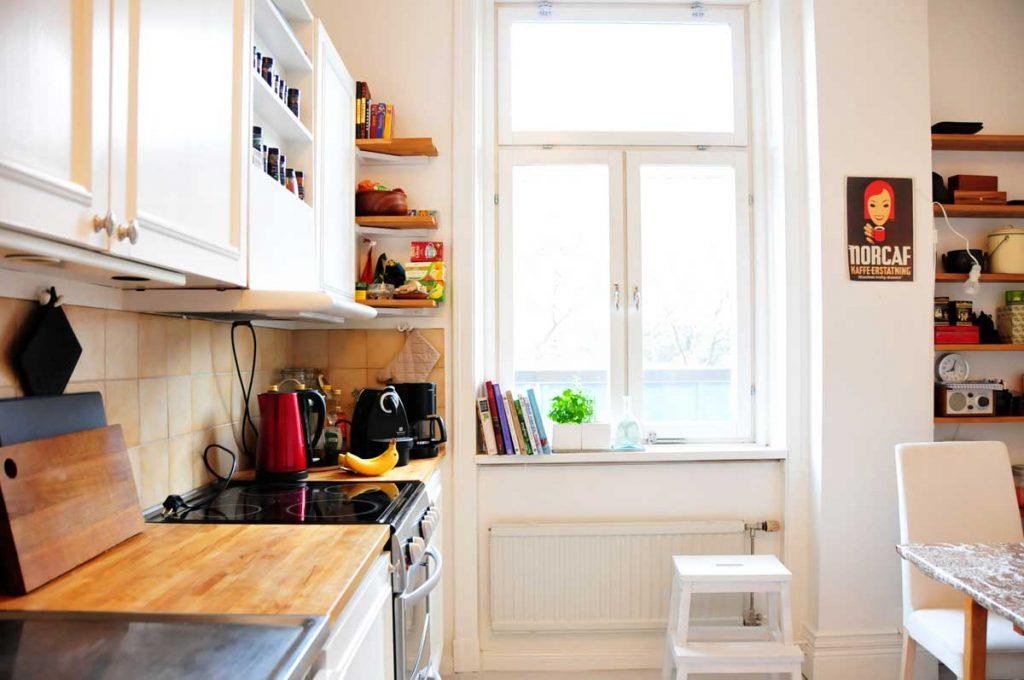 Nettoyer cuisine eau alcaline