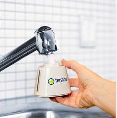 desinfectant robinet